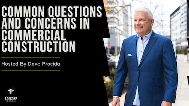 Common Questions and Concerns in Commercial Construction | Ep. 16